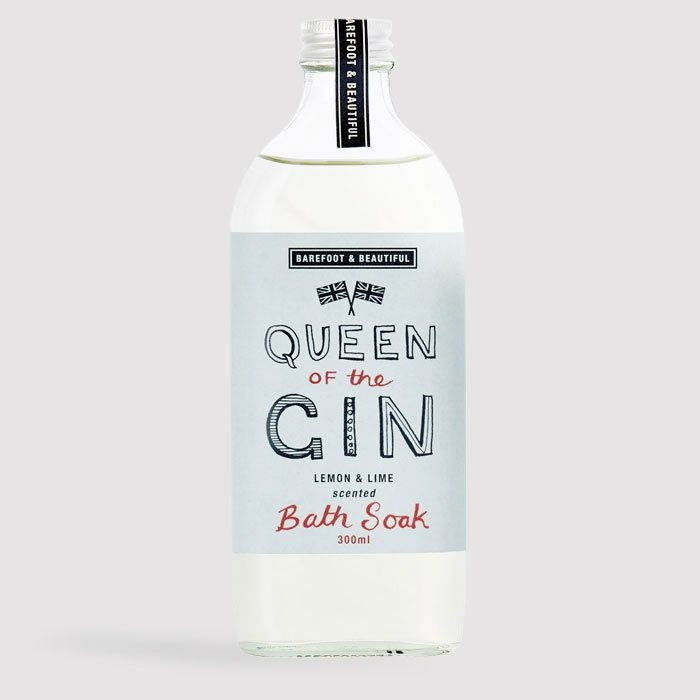 Barefoot Queen of The Gin Bath Soak | 300ml