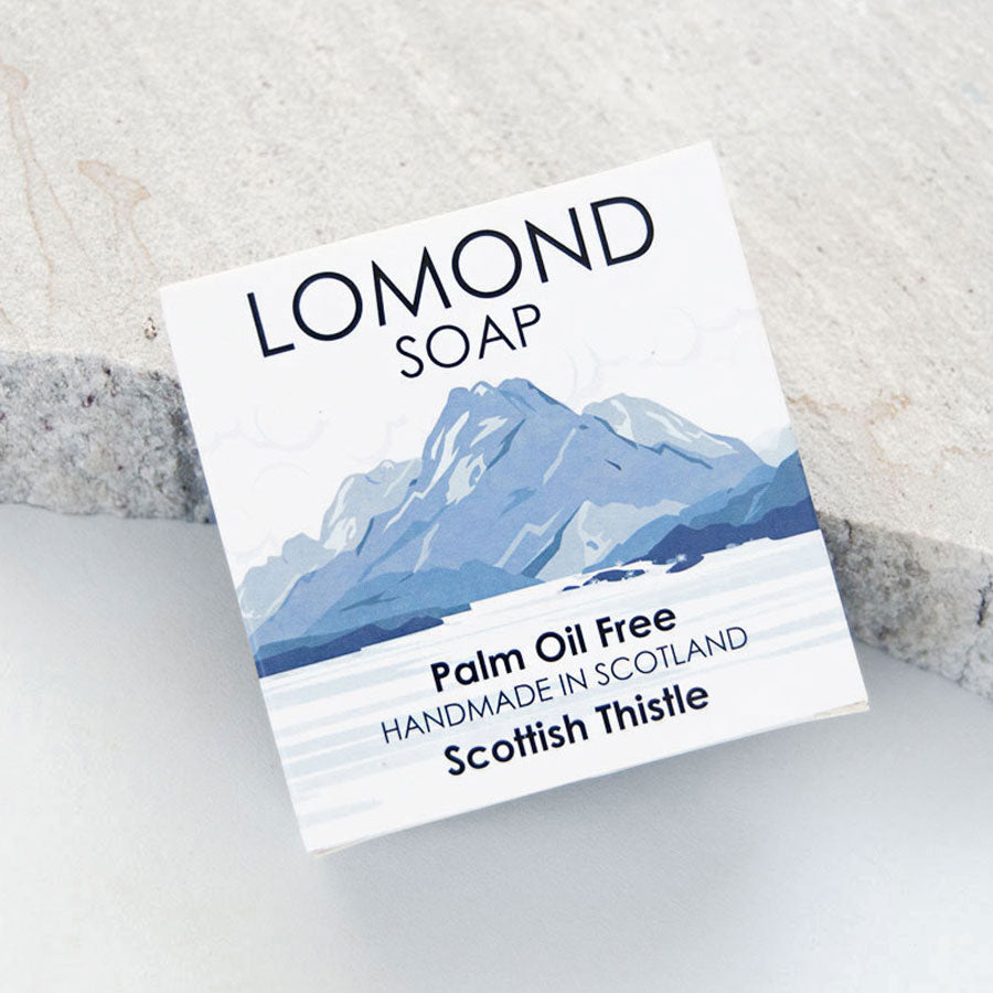 Scottish Thistle Soap Bar