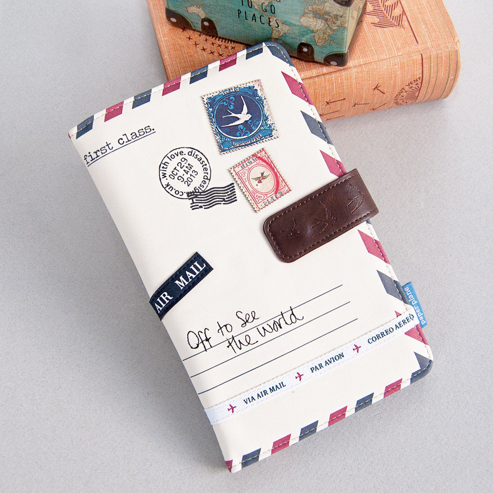 Paper Planes Travel Wallet