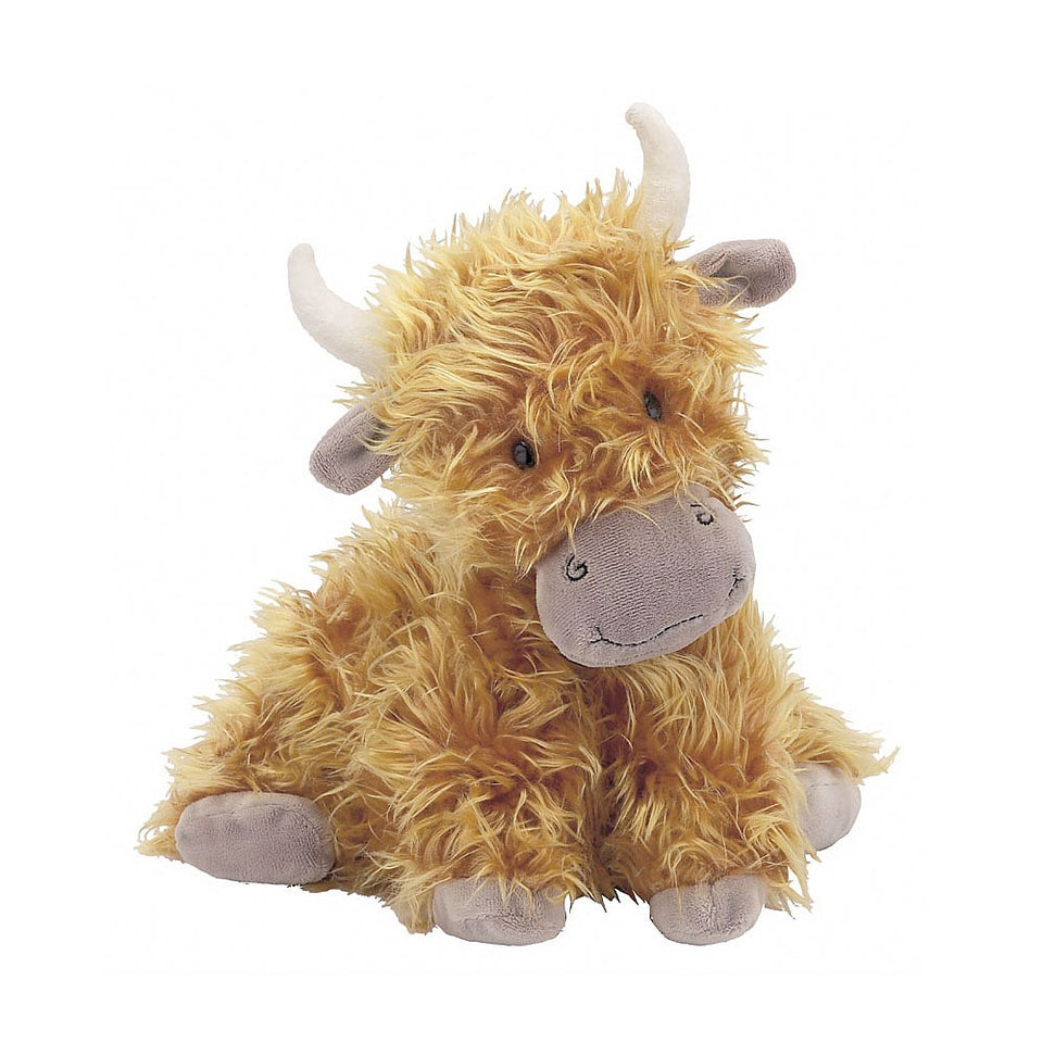 Large Truffles Highland Cow Soft Toy