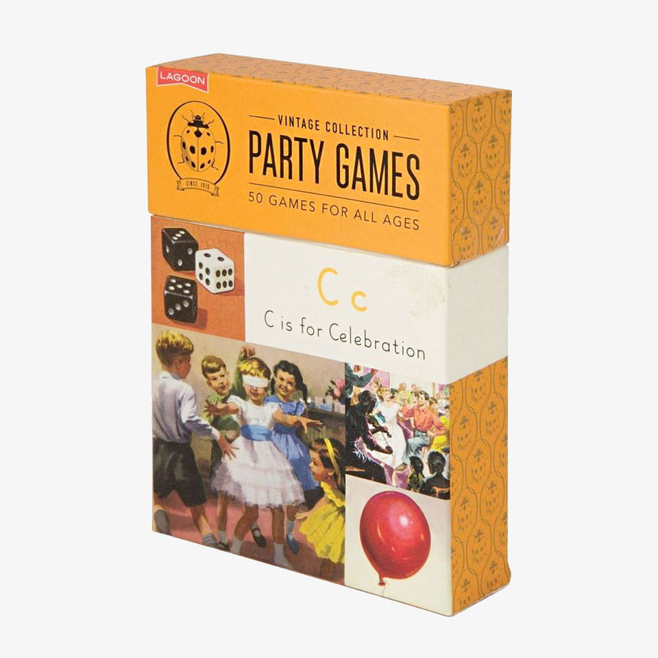 Ladybird Vintage Party Game