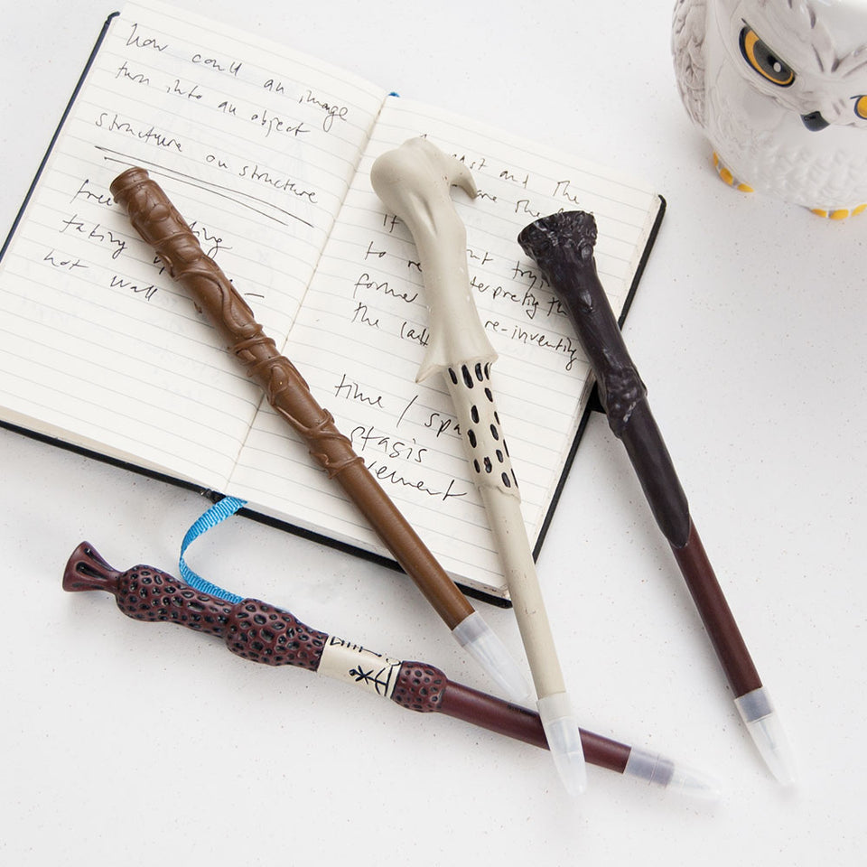 Harry Potter Wand Pen - Assorted Designs