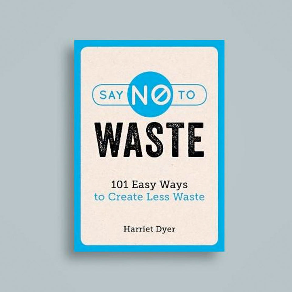 Say No To Waste Book