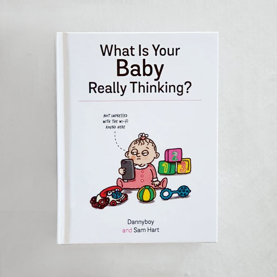 What Is Your Baby Really Thinking Book