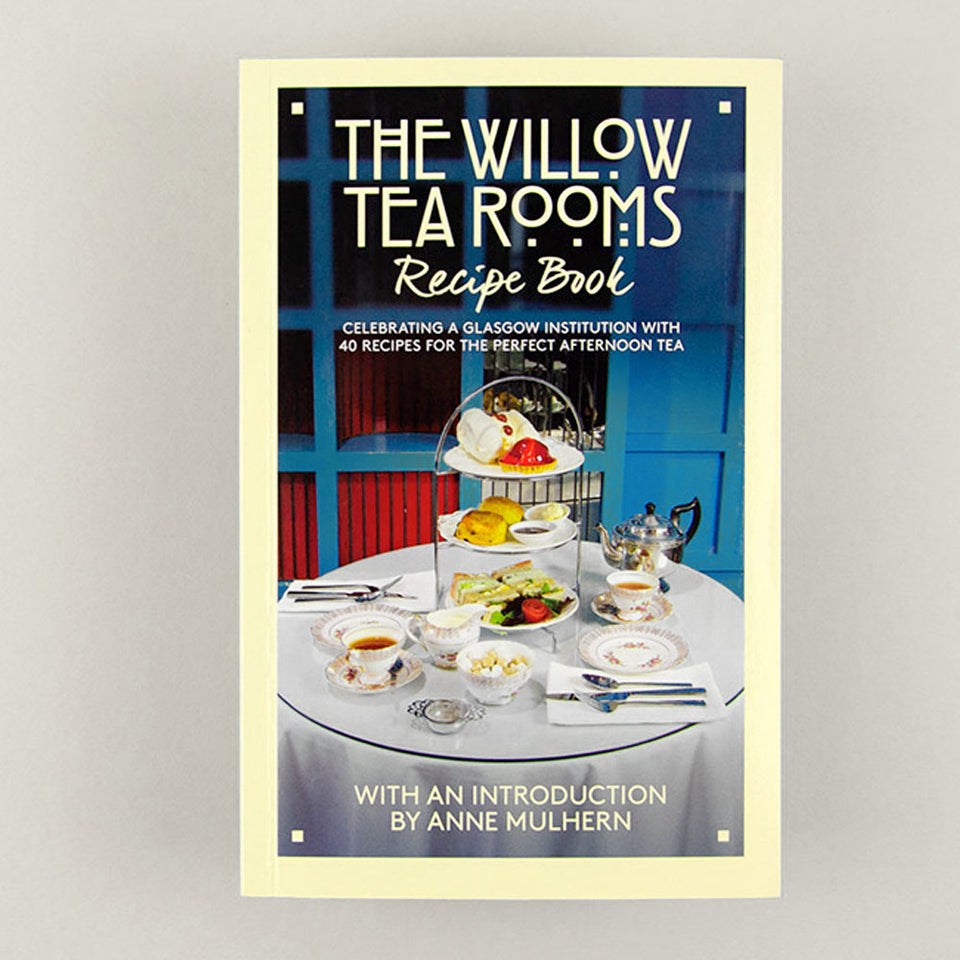 Willow Tea Rooms Recipe Book