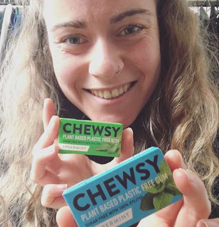 REVIEW: Chewsy Chewing Gum