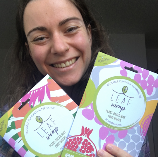 REVIEW: Vegan Food Wax Wraps