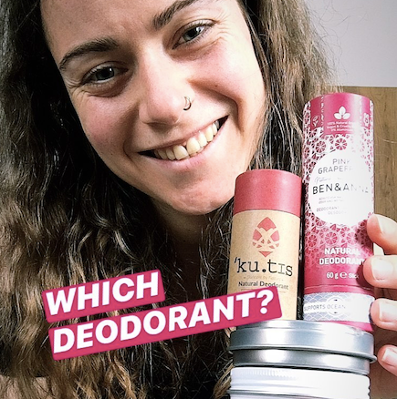 REVIEW: Which deodorant is right for you?
