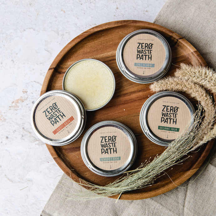 REVIEW: Zero Waste Path Balms