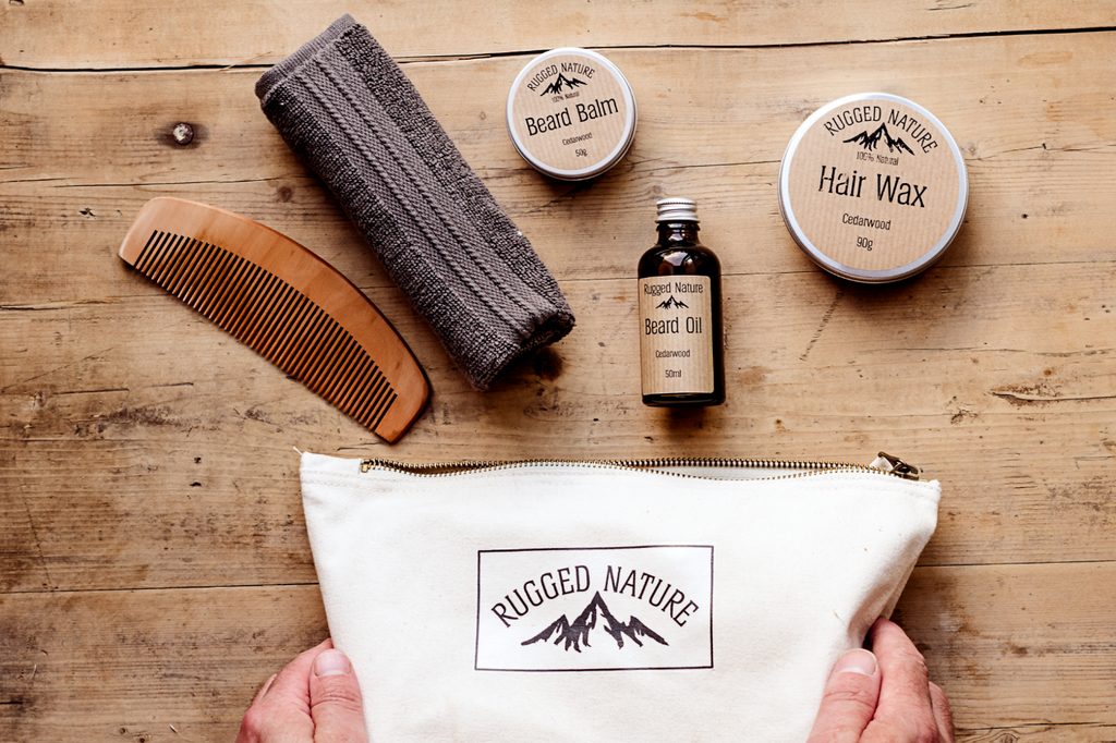 Hair & Beard Kit - Life Before Plastik