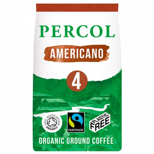 Percol Rich American Ground Coffee - Life Before Plastik
