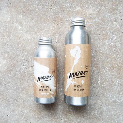 Amazinc Mineral Suncream 100ml