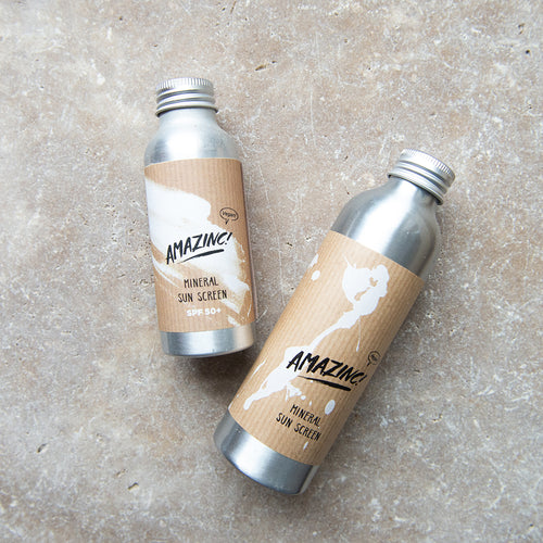 Amazinc Mineral Suncream 150ml