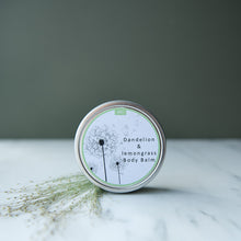 Load image into Gallery viewer, Dandelion & Lemongrass Body Balm - Life Before Plastik