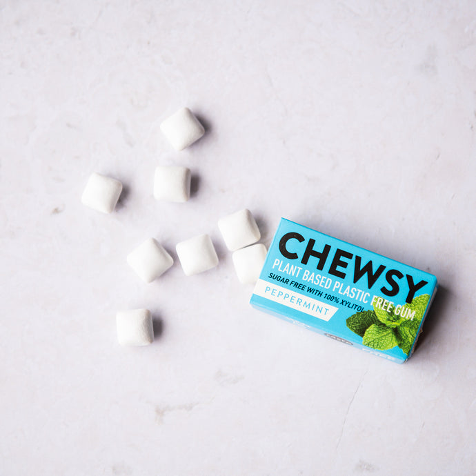 Plant Based Gum - Peppermint