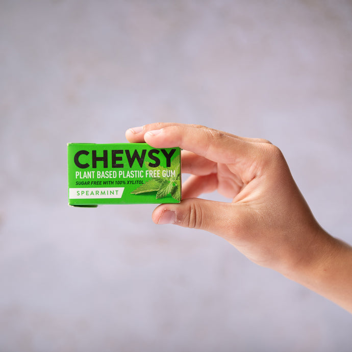 Plant Based Gum - Spearmint - Life Before Plastik