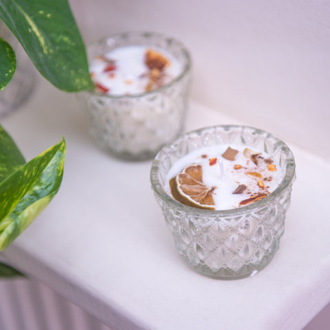 Christmas Soy Wax Candles- 2 pack