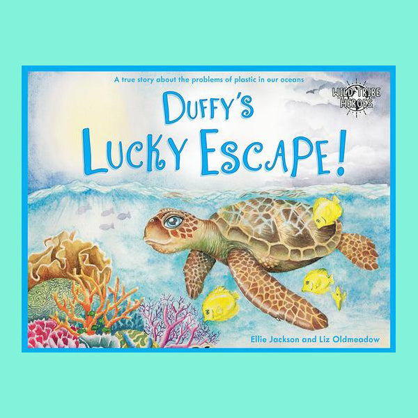 Duffy's Lucky Escape - Wild Tribe Heroes Series - Life Before Plastik