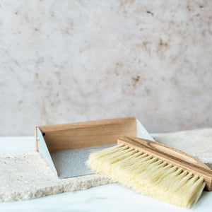 EcoLiving Mini Dustpan Set - Life Before Plastik
