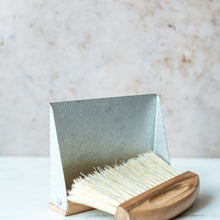 Load image into Gallery viewer, EcoLiving Mini Dustpan Set - Life Before Plastik