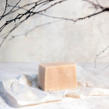 Load image into Gallery viewer, Funky Soap Shop Oatmilk & Argan Oil Solid Shampoo Bar