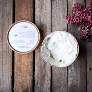 Shea Body Butter - Life Before Plastik