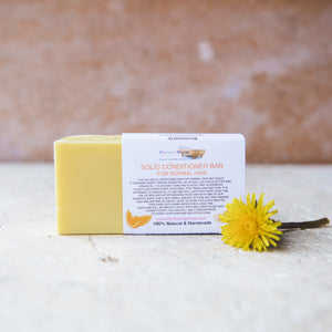 Funky Soap Shop Conditioner Bar For Normal Hair