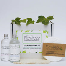 Load image into Gallery viewer, Facial Cleansing Kit - Flawless Skincare - Life Before Plastik