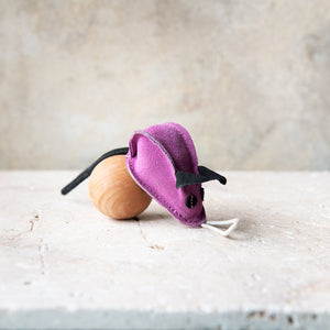 Midge the Mouse - Cat Toy - Life Before Plastik