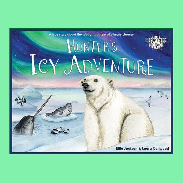 Hunter's Icy Adventure - Wild Tribe Heroes - Life Before Plastik