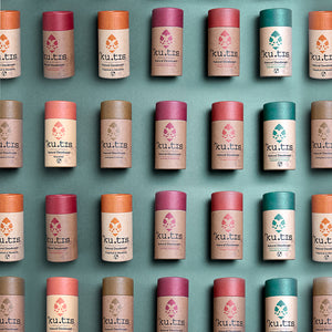 Vegan Natural Deodorant Stick: Unscented - Life Before Plastik