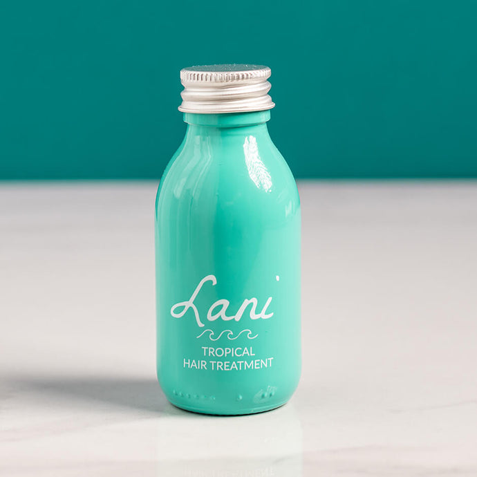 Lani Tropical Hair Treatment - Life Before Plastik