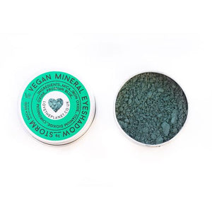 Mineral Eyeshadow - Storm - Life Before Plastik