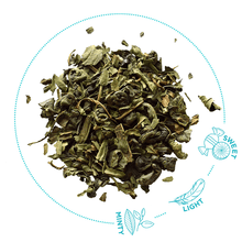 Load image into Gallery viewer, Brew Tea Co Moroccan Mint Loose Leaf Tin - Life Before Plastik