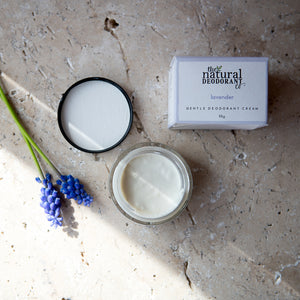 Gentle Deodorant Balm Lavender (No Baking Soda)