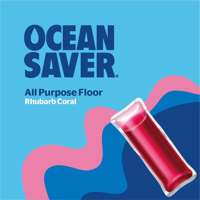 Floor Cleaner – Rhubarb Coral - Life Before Plastik