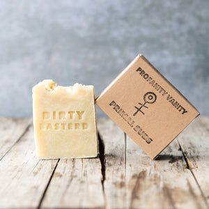 Dirty Basterd Soap Bar - Life Before Plastik