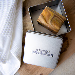 Soap & Shampoo Bar Travel Tin - Life Before Plastik