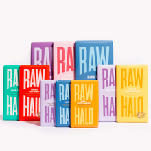 Load image into Gallery viewer, Raw Halo Vegan Chocolate Gift Collection - Life Before Plastik