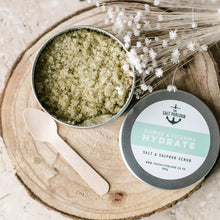 Load image into Gallery viewer, The Salt Parlour Seaweed & Cucumber Scrub - Life Before Plastik