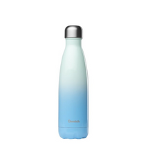 Load image into Gallery viewer, Qwetch Stainless Steel Water Bottle (500ml) - Sky Blue