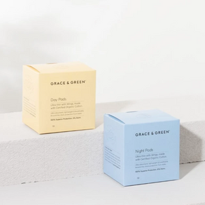 Grace & Green: Day Pads - Organic Cotton Period Products