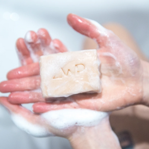 Red Clay Soap Bar - Life Before Plastik