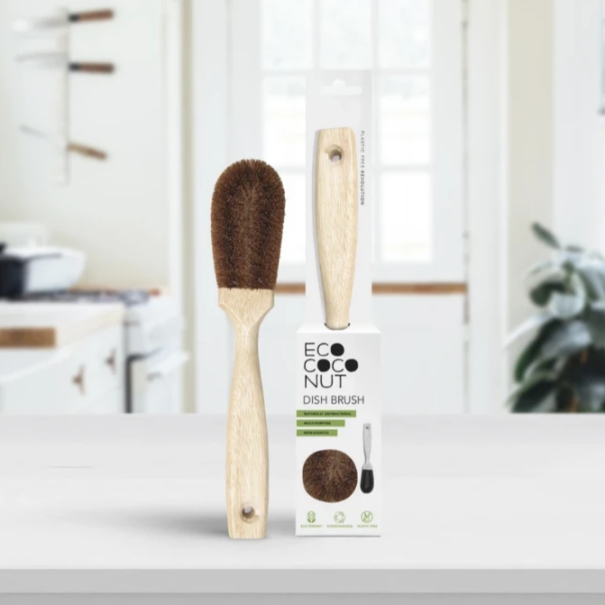 Recyclable Dish Brush - Life Before Plastik