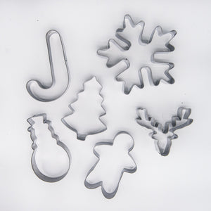 Christmas Cookie Cutters - Life Before Plastik