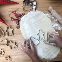 Load image into Gallery viewer, Christmas Cookie Cutters - Life Before Plastik