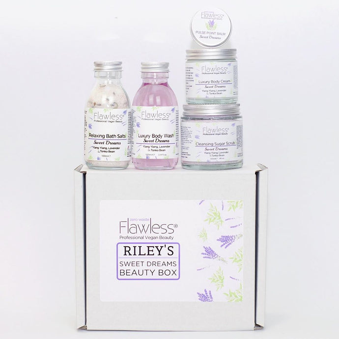 Sweet Dream Beauty Box - Flawless Skincare - Life Before Plastik