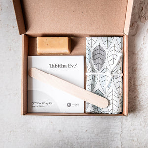 Tabitha Eve DIY Vegan Wax Wraps - Life Before Plastik