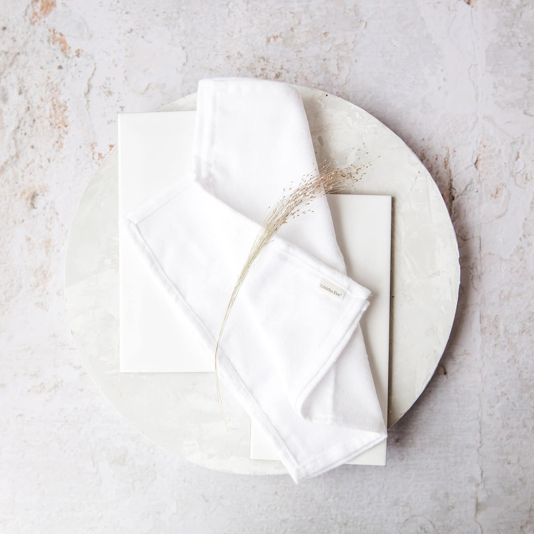 Organic Cotton Handkerchief Set - Life Before Plastik
