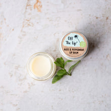 Load image into Gallery viewer, Vegan Aloe & Peppermint Lip Balm - Life Before Plastik